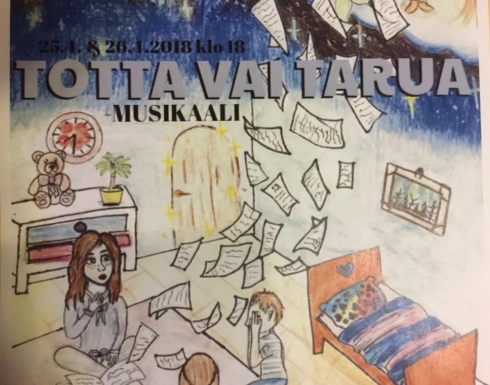 Totta vai tarua -musikaali 2018 DVD
